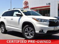 Say Yes To Express!! 2016 Toyota Highlander LE Plus V6