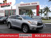 Delivers 24 Highway MPG and 18 City MPG! This Toyota