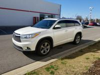 Check out this gently-used 2016 Toyota Highlander we