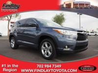 ONLY 17,825 Miles! Limited trim. FUEL EFFICIENT 25 MPG