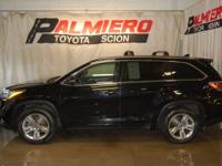 New Price! This 2016 Toyota Highlander Limited Platinum