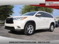 2016 Toyota Highlander LIMITED PLATINUM, The previous