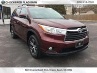 2016 Toyota Highlander New Price! CARFAX One-Owner.