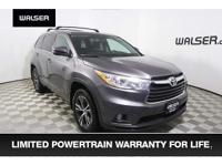 CLEAN CARFAX WITH ONE PREVIOUS OWNER! 2016 Toyota