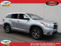 *Toyota Certified Pre-Owned* *XLE* *V6* *AWD* *One