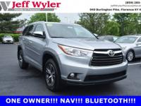 New Price! CARFAX One-Owner. WYLER CERTIFIED, BALANCE