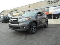 Introducing the 2016 Toyota Highlander! A great vehicle