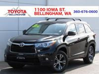 ONE OWNER * LEASED NEW AND SERVICED AT TOYOTA OF