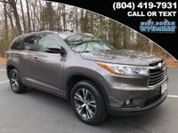 CARFAX One-Owner. Clean CARFAX. This 2016 Toyota