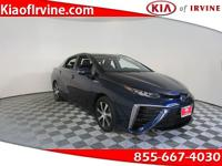 If Toyota has its way, the 2016 Mirai hydrogen