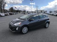 Magnetic Gray Metallic 2016 Toyota Prius c One FWD CVT