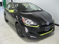 Prius c was designed with the big city, and small