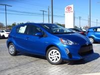 New Arrival! *Bluetooth* This 2016 Toyota Prius c One