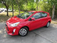 Options:  2016 Toyota Prius C One|This 2016 Toyota