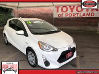 Toyota of Portland CERTIFIED PRE-OWNED Vehicle! Be sure