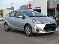 *Bluetooth* This 2016 Toyota Prius c Two is Classic