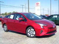 This 2016 Toyota Prius Four  will sell fast! This Prius