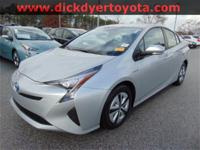 Options:  2016 Toyota Prius Four|Silver|**A South