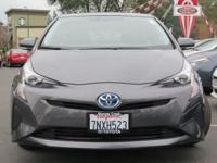 Options:  2016 Toyota Prius Three Touring