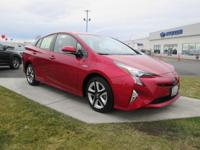 A real head turner!!! This terrific-looking Prius will