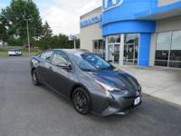 Like New 2016 Prius Three Hatchback with Navigation,One