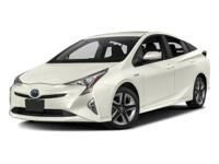 Here's your chance to get a new Prius at a