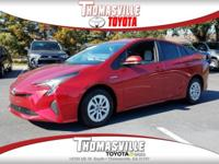 Thomasville Toyota has the Toyota car, truck, and SUV