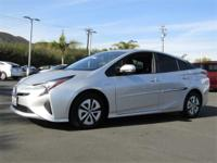 Options:  2016 Toyota Prius|This Vehicle Has A 1.8L