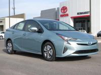 -Great Gas Mileage- *Bluetooth* This 2016 Toyota Prius