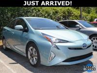 This Prius features: 1.8L 4-Cylinder DOHC 16V