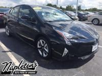 New Price! Recent Arrival! 2016 Toyota Prius in Black,