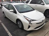 Check out this gently-used 2016 Toyota Prius we