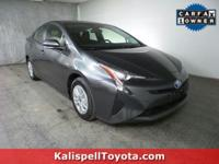Options:  2016 Toyota Prius Two|Gray/Gray|V4 1.8 L