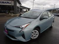 Options:  2016 Toyota Prius Two|Green|Recent