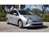 This 2016 Toyota Prius Two is proudly offered by ED