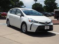 This 2016 Toyota Prius v Two at Century Chevrolet is