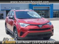 Check out this gently-used 2016 Toyota RAV4 we recently
