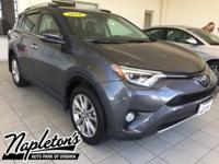New Price! Recent Arrival! 2016 Toyota RAV4 in Gray,