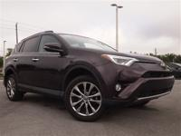 This Rav4 Limited is in Excellent Condition and