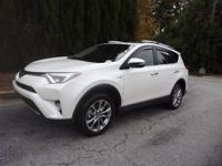 We are excited to offer this 2016 Toyota RAV4 Hybrid.