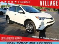 Village Cadillac is honored too offer this 2016 Toyota