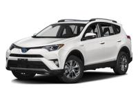 This outstanding example of a 2016 Toyota RAV4 Hybrid