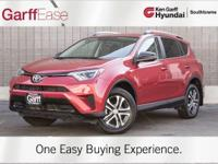 -- CARFAX 1-Owner -- Rear Backup Camera -- RAV4 LE AWD