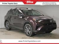 CARFAX One-Owner. Toyota Certified!, 2016 Toyota RAV4