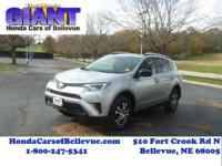 Looking for a clean, well-cared for 2016 Toyota RAV4?