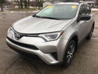 The Toyota RAV4 is a mid sized SUV. Some specs are