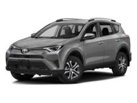 RAV4 LE, 6-Speed Automatic, and AWD. Like new.