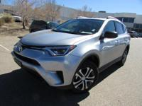 Options:  2016 Toyota Rav4 Le|Awd Le 4Dr Suv|Buckle Up