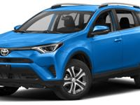 Options:  2016 Toyota Rav4 Le|Come Take A Look At The