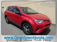 The 2016 Toyota RAV4 is a practical crossover with